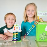 Leprechaun Traps for Kids greyhouseharbor.com