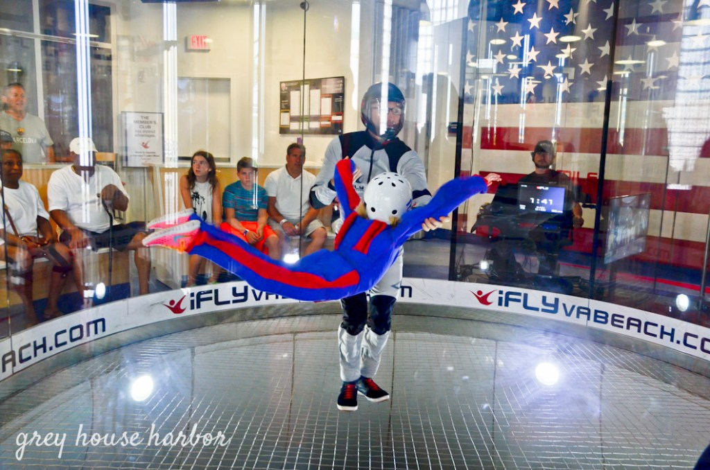 iFly - indoor skydiving