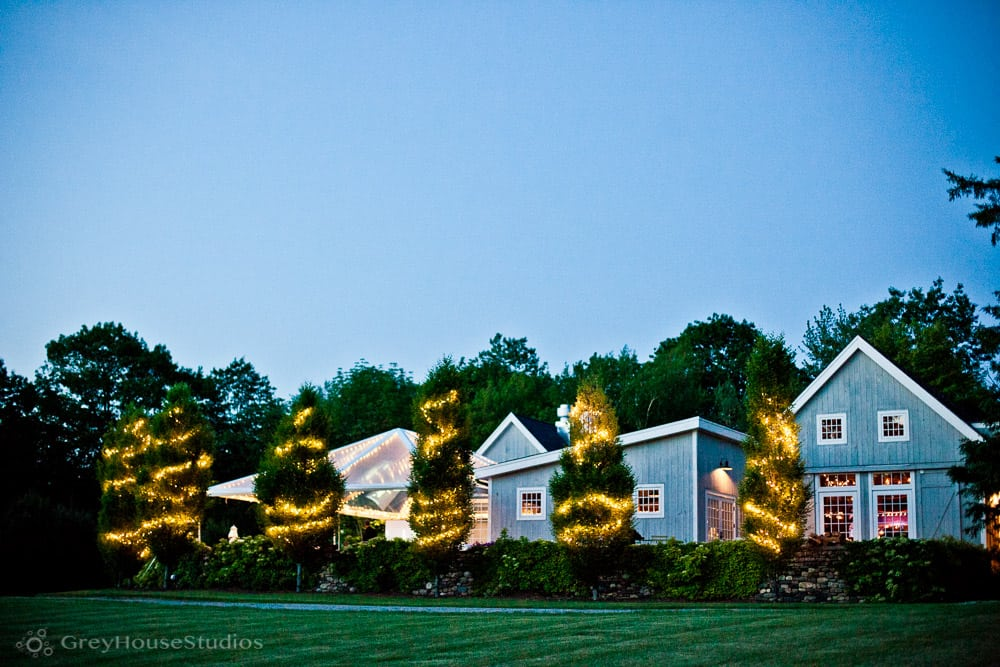 Adrienne + Sean's resort wedding at Winvian in Morris, CT