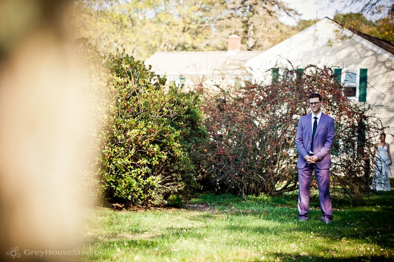 Angel + DJ's Greenhouse Wedding photos in Franklin, CT