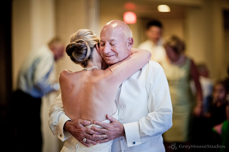 Jeff + Amy's Rotary Club Wedding Photos in Naugatuck, CT