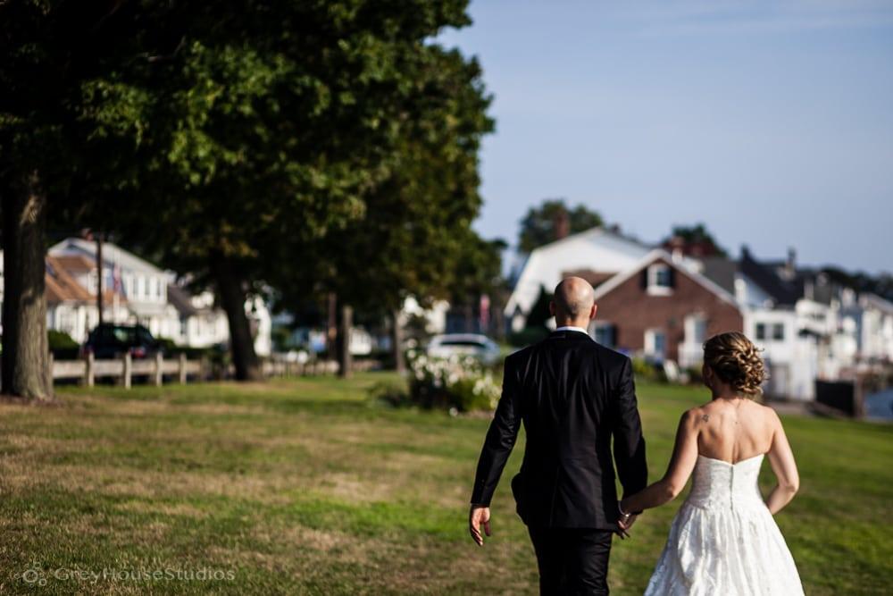 bride groom wedding day first look photos new haven