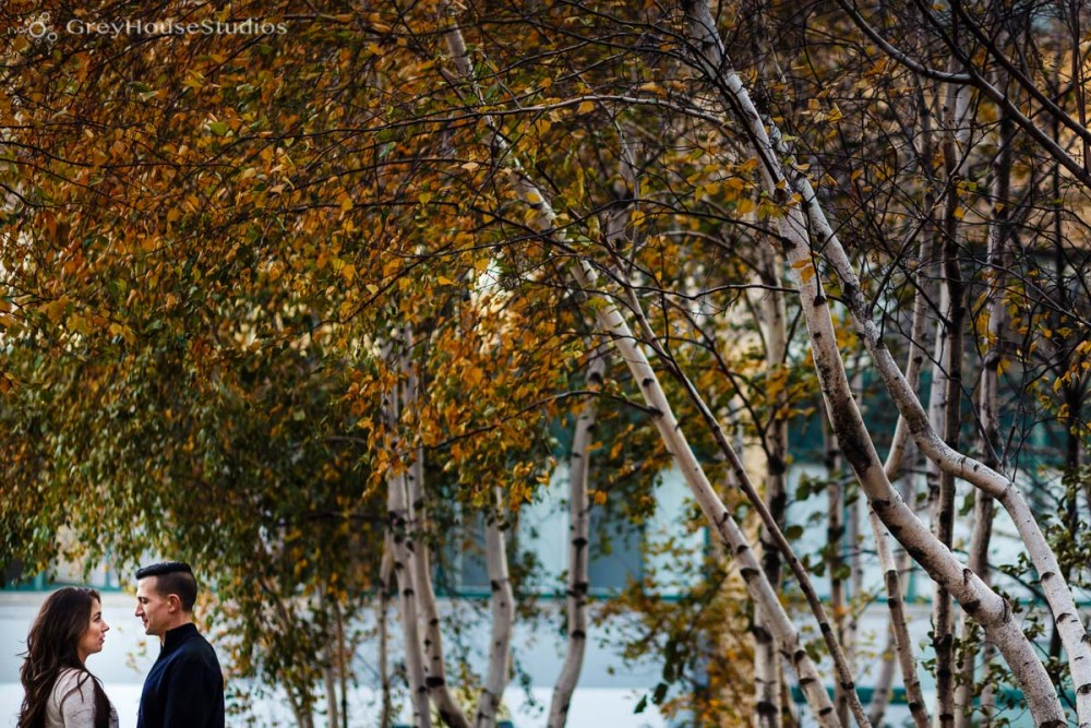 Chelsea Highline Engagement | NYC | Karyn + Ryan