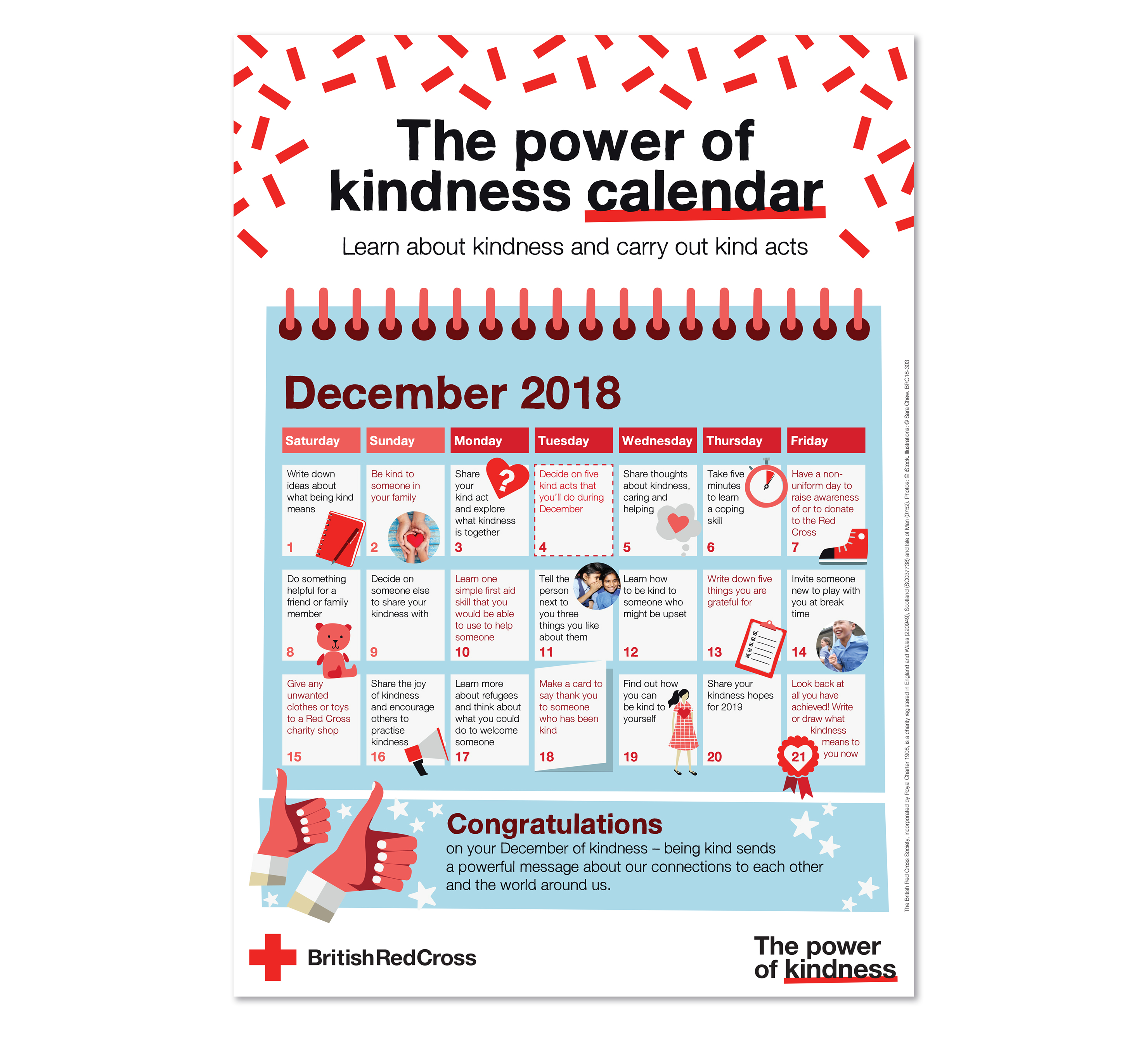 Grey King Design British Red Cross Education Product