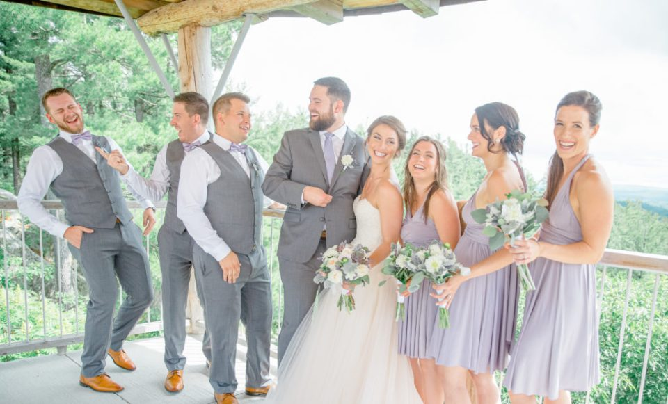 Bridal Party Photos - Lavender Rain Inspired Wedding - Le Belvedere- Grey Loft Studio- Ottawa Wedding Photographer - Affordable - Cheap - Fine Art - Best - Kanata Photographer - Wedding Videographer Ottawa - Light and Airy - Beautiful - Timeless - Organic Photographer Carp - Stittsville