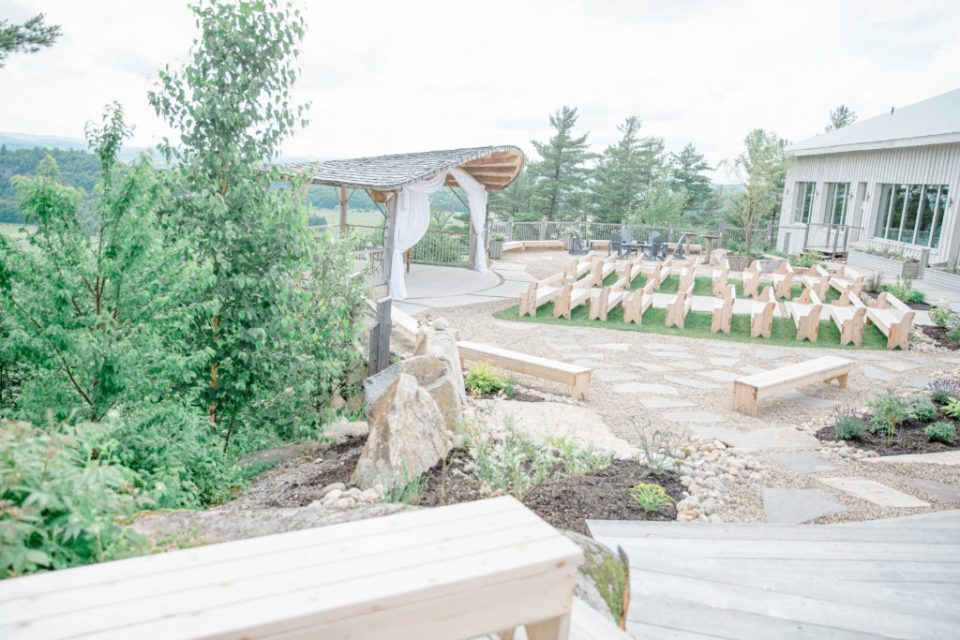 Must Have Ceremony Shot before anyone Sits down - Lavender Rain Inspired Wedding - Le Belvedere- Grey Loft Studio- Ottawa Wedding Photographer - Affordable - Cheap - Fine Art - Best - Kanata Photographer - Wedding Videographer Ottawa - Light and Airy - Beautiful - Timeless - Organic Photographer Carp - Stittsville