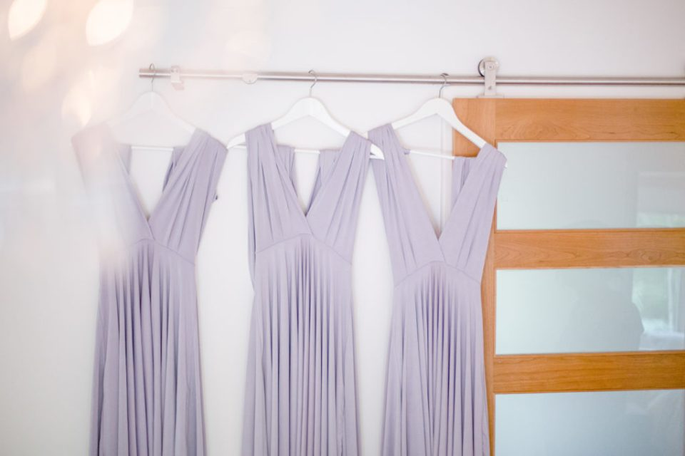 Bridesmaid's Dresses Hung Up - Lavender Lilac Violet Dresses - Inspo - Lavender Rain Inspired Wedding - Le Belvedere- Grey Loft Studio- Ottawa Wedding Photographer - Affordable - Cheap - Fine Art - Best - Kanata Photographer - Wedding Videographer Ottawa - Light and Airy - Beautiful - Timeless - Organic Photographer Carp - Stittsville