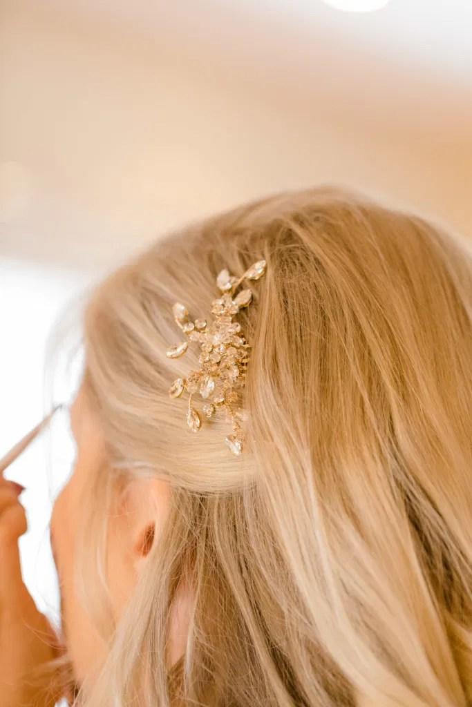 Hair Piece - Sarah Walsh Bridal