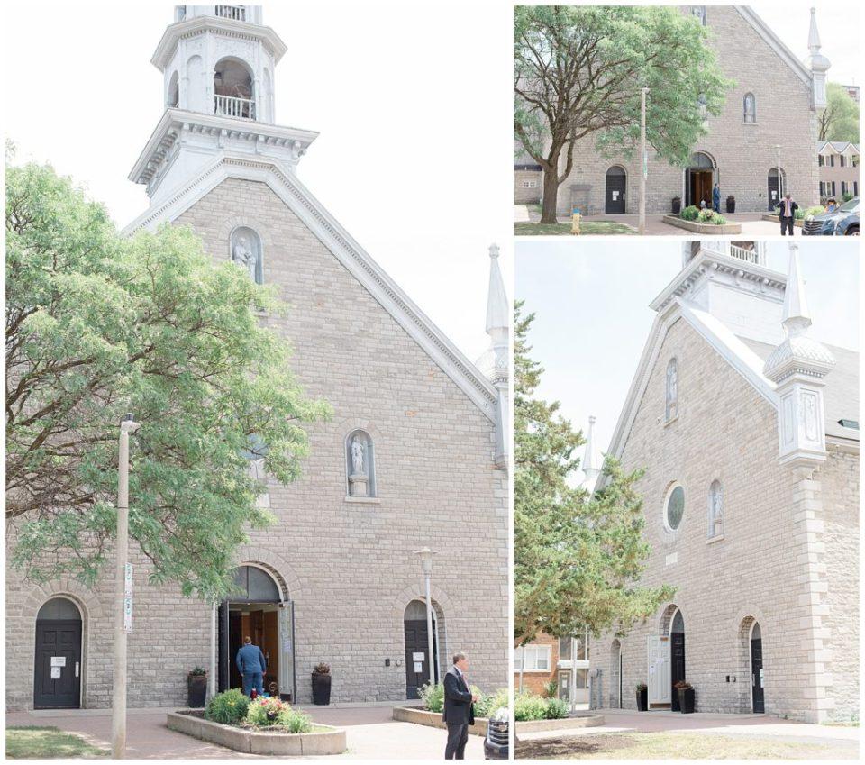 St Clements Parish Ottawa - Wedding Day - Grey Loft Studio - Wedding Photographer