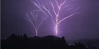 Upward Lightning (Raging Planet)