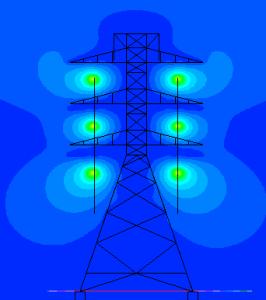 EMI-earthing-design-tower