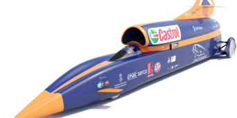 Going Supersonic with Bloodhound
