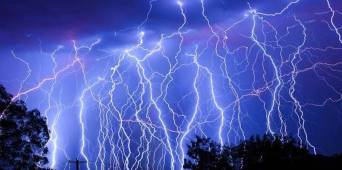 Fear of Lightning Frequency Increase