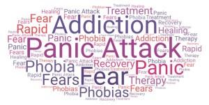 Treatment for addiction, panic attacks, fears, phobias