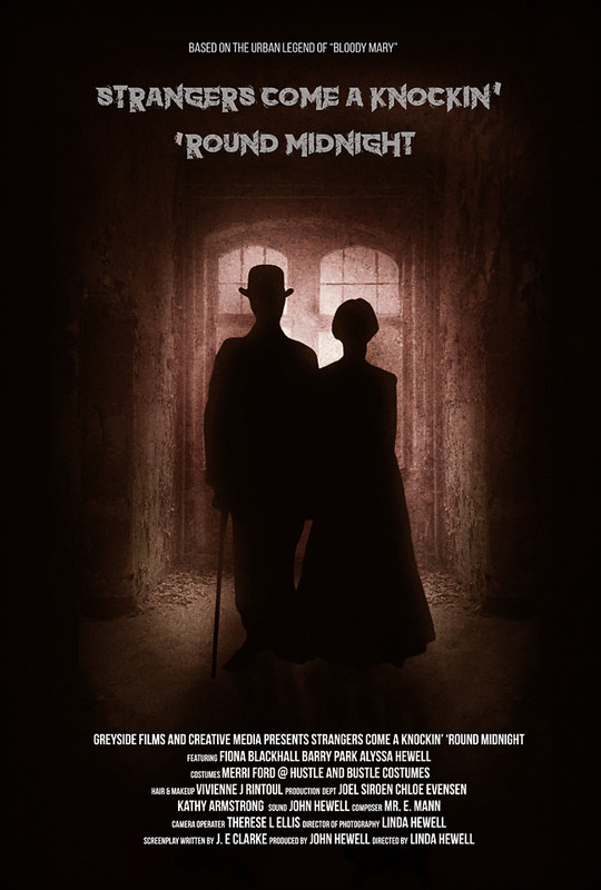 Strangers Come A Knockin Round Midnight Movie Poster