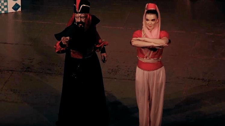 Theatre Event Videography Perth