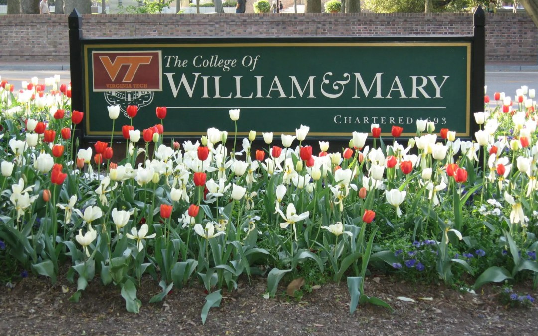 College of William and Mary, Virginia