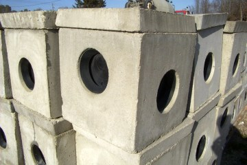 Distribution Box - 4 Holes