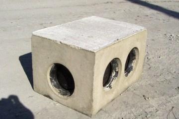 Distribution Box - 6 Holes