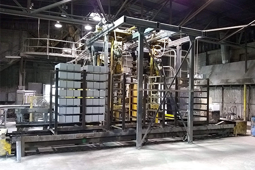 Block Plant Machinery