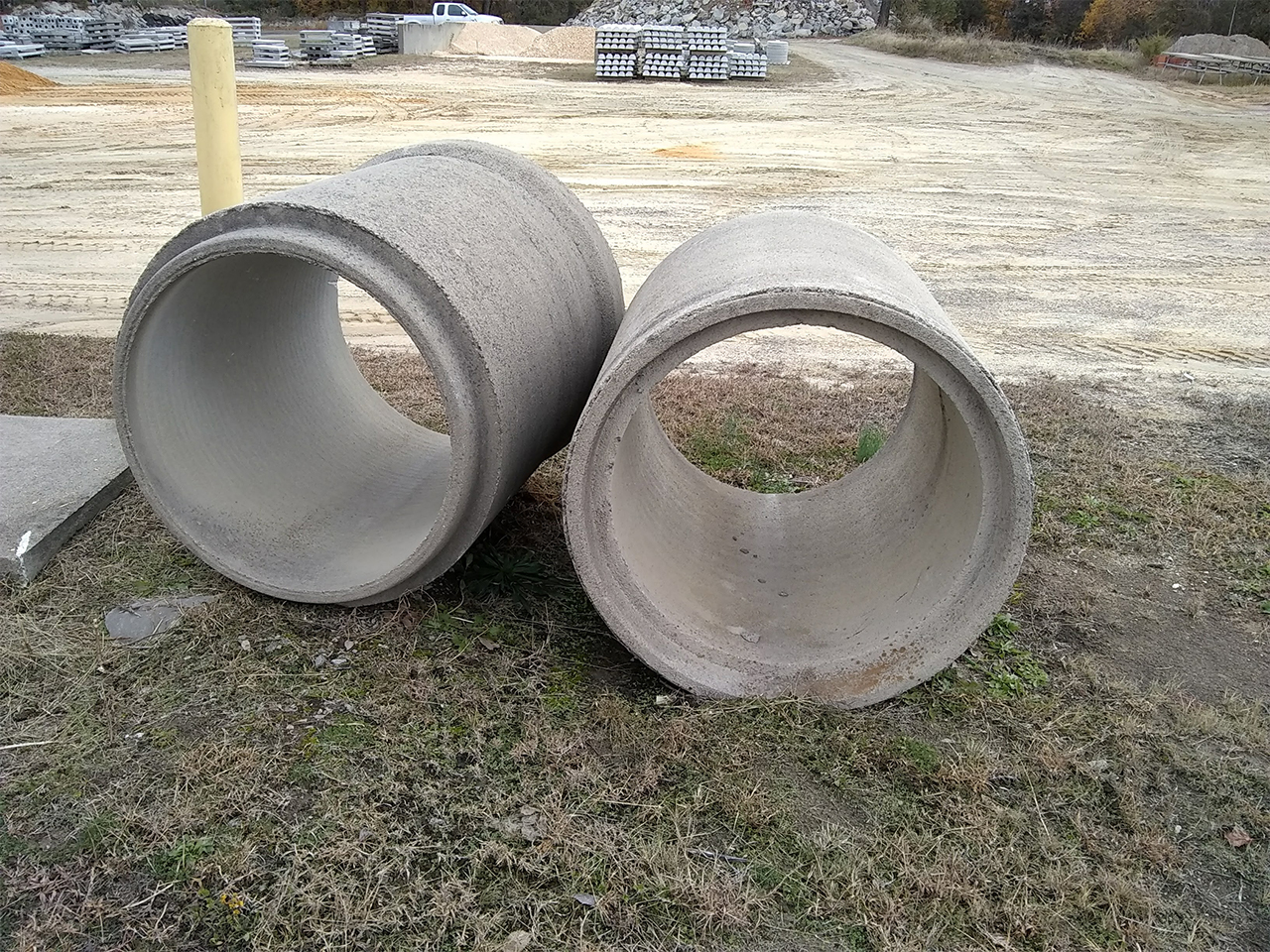 """Reinforced Pipe 36"""""""