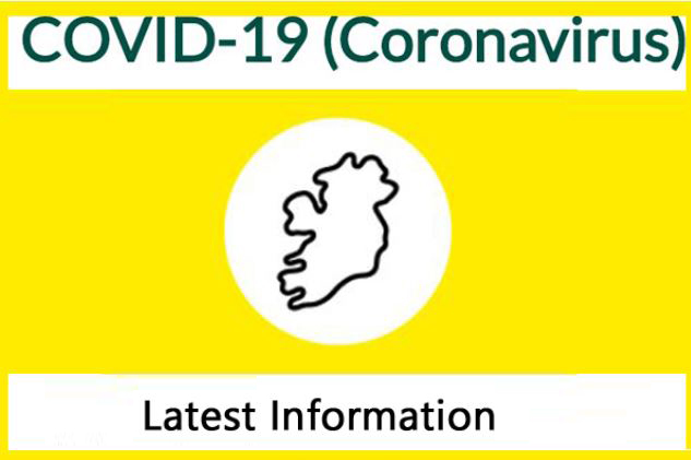 Latest information Covid-19