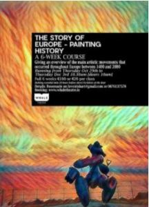 The Story of Europe – Painting history @ Whale Theatre