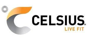Celsius Holdings Logo A Grey Team Sponsor