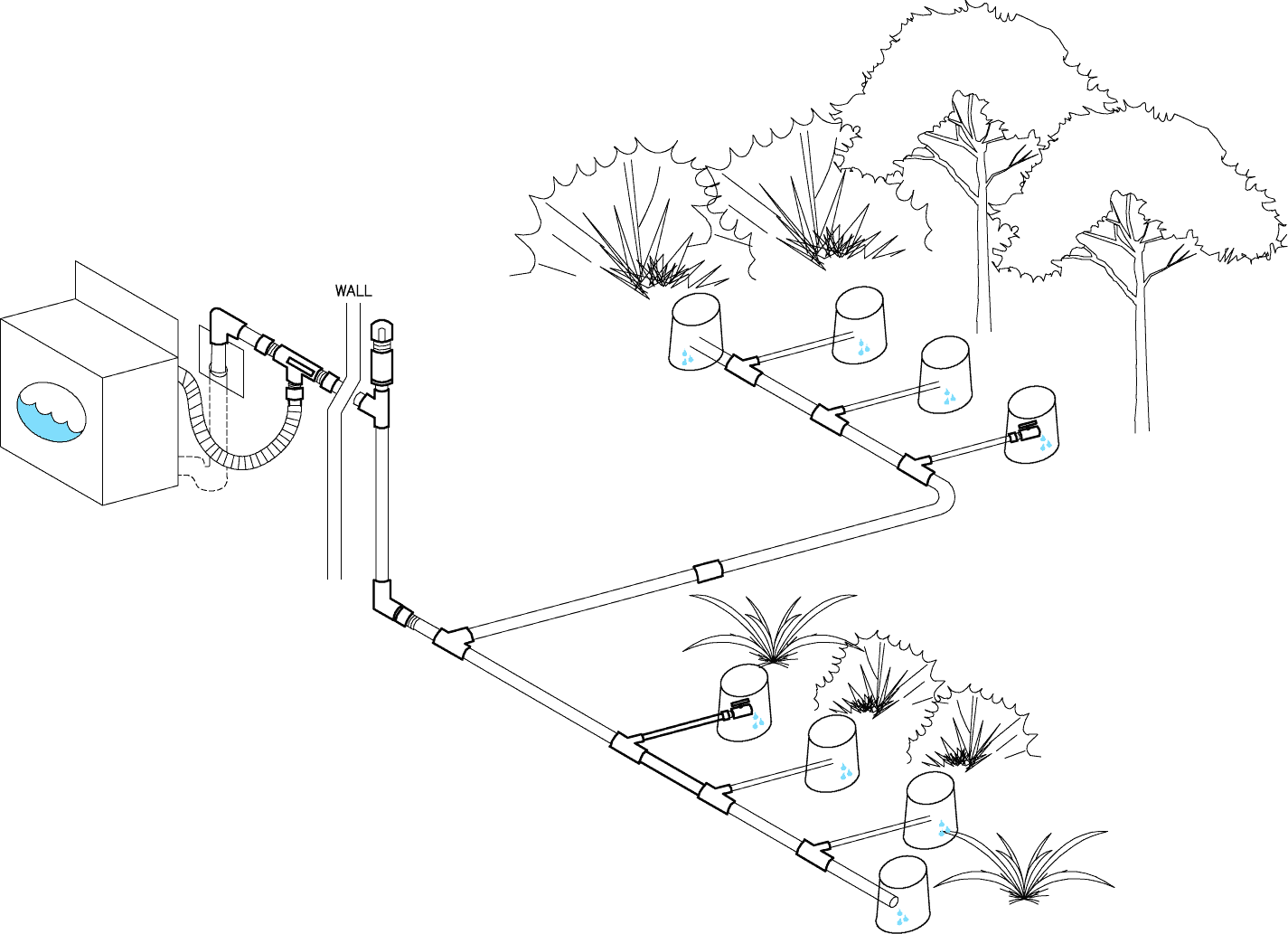 Diagram Of A Well House