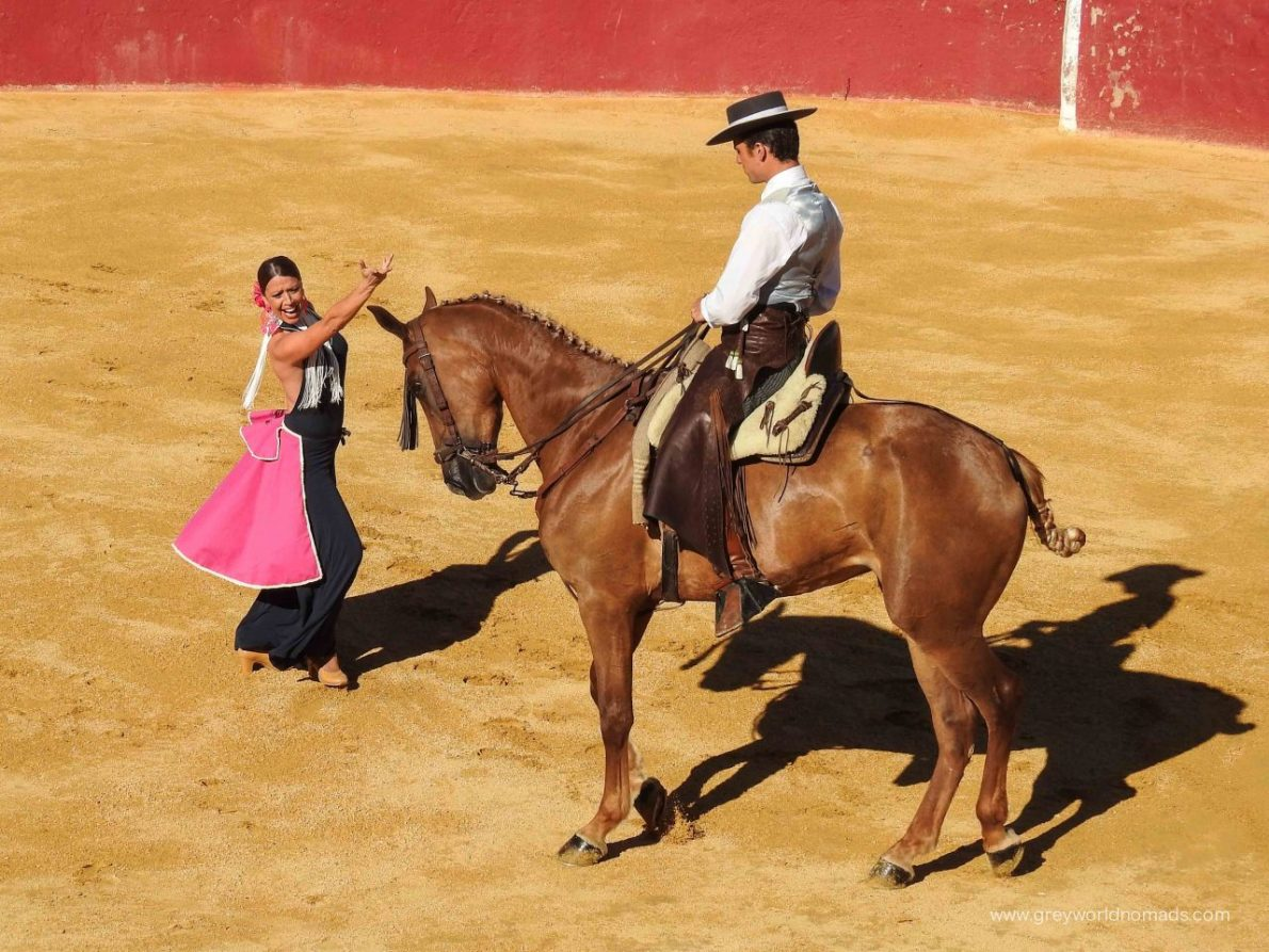 The Quirkiest Bullfight In Spain