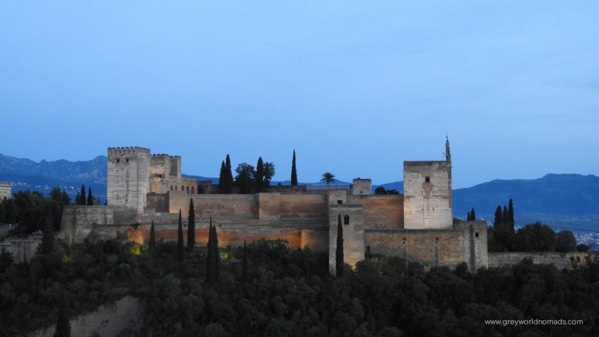 What We'd Do Better On A Future Visit To Granada, Spain