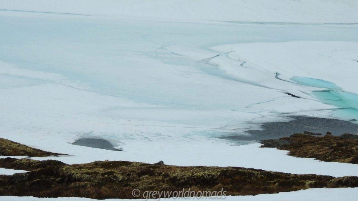 Scenic Route Aurlandsfjellet