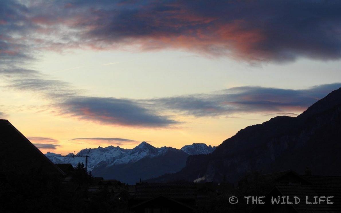 Interlaken to Brienz, Switzerland