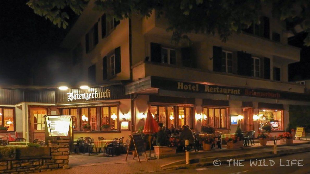 Lake Brienz Hotels