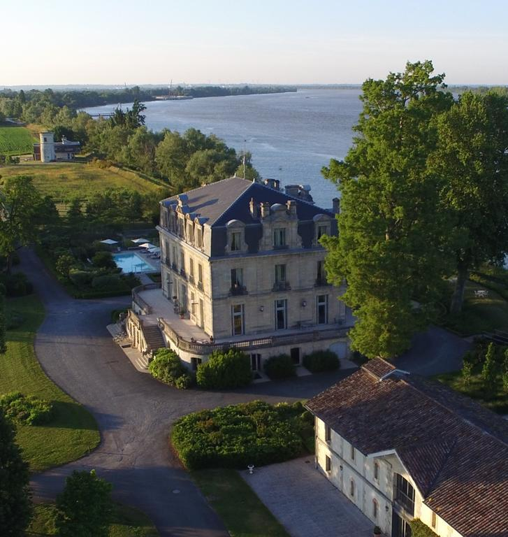 Chateau Grattequina - chateau accommodation bordeaux