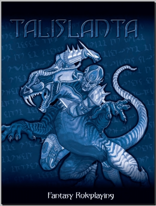 Talislanta Fantasy Roleplaying Fourth Edition. You need this.
