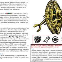 Marvel HeroClix Wish-List: Big Wheel (v1.1)