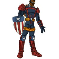 "HeroClix & ""Marvel PuzzleQuest"" Wish-List: Super-Patriot & U.S. Agent. (v1.1)"