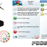 """Marvel X-Women"" post-release previews up at heroclix.com"