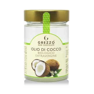 Olio di Cocco Biologico - Grezzo Raw Chocolate - Core Nutrition