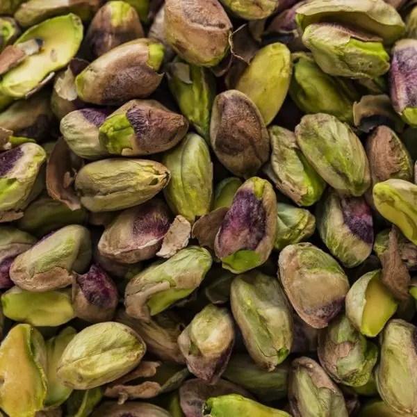 pistacchi biologici