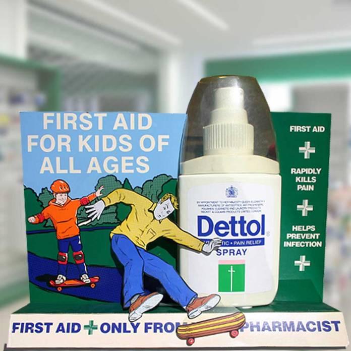 Detol-spray