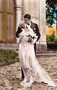 vintage wedding greece