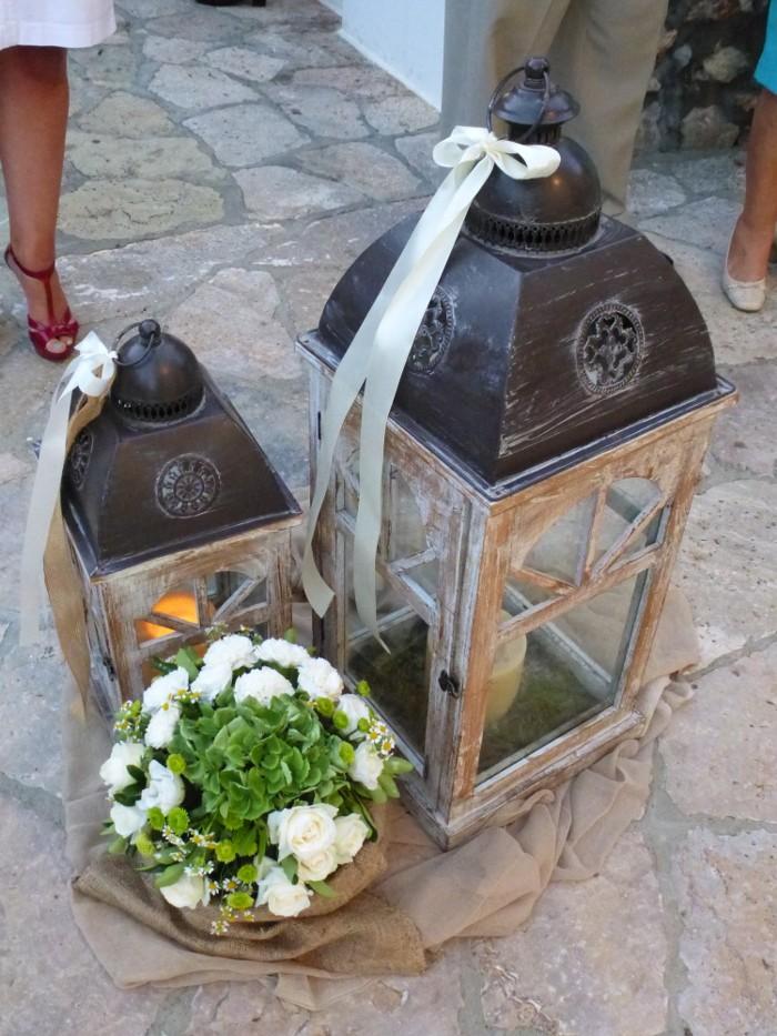 γάμος με ορτανσία-λυσίανθο