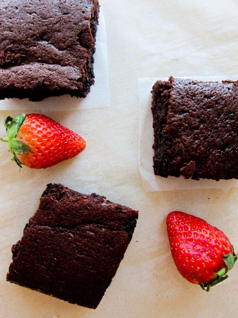 Boudin brownies