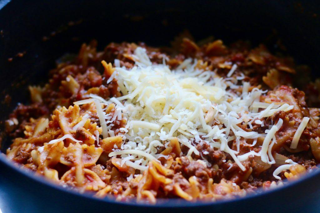 Gúrm taco pasta
