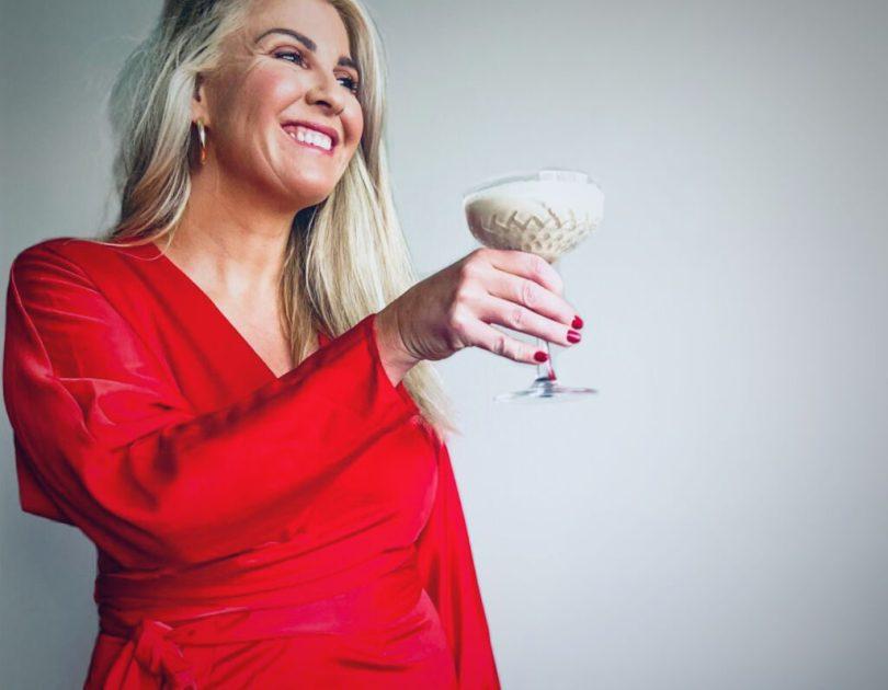 Heimagert Baileys Irish kaffi