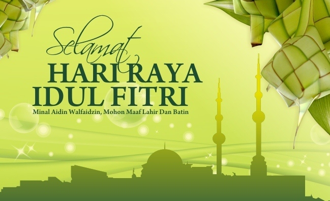 Undangan Silaturrahim Halal Bihalal Hari Raya Idul Fitri 1437 H