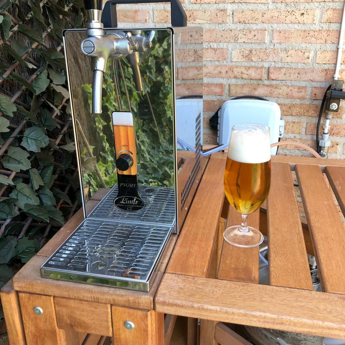 Alquiler de grifo de cerveza
