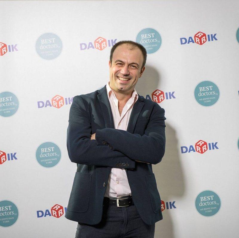 Д-р Грибнев - Дарик